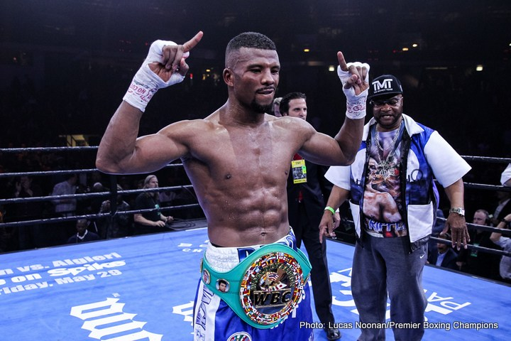 Boxing a Better Life for Orphans – Boxing Champion Badou Jack Gives Kids a Fighting Chance