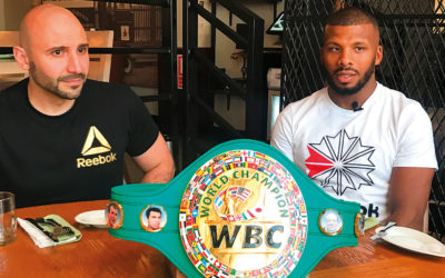 Badou Jack: Regardless of race or religion, we are all humans