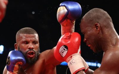 Badou Jack's humanitarian work is greater than anything he has done in the ring