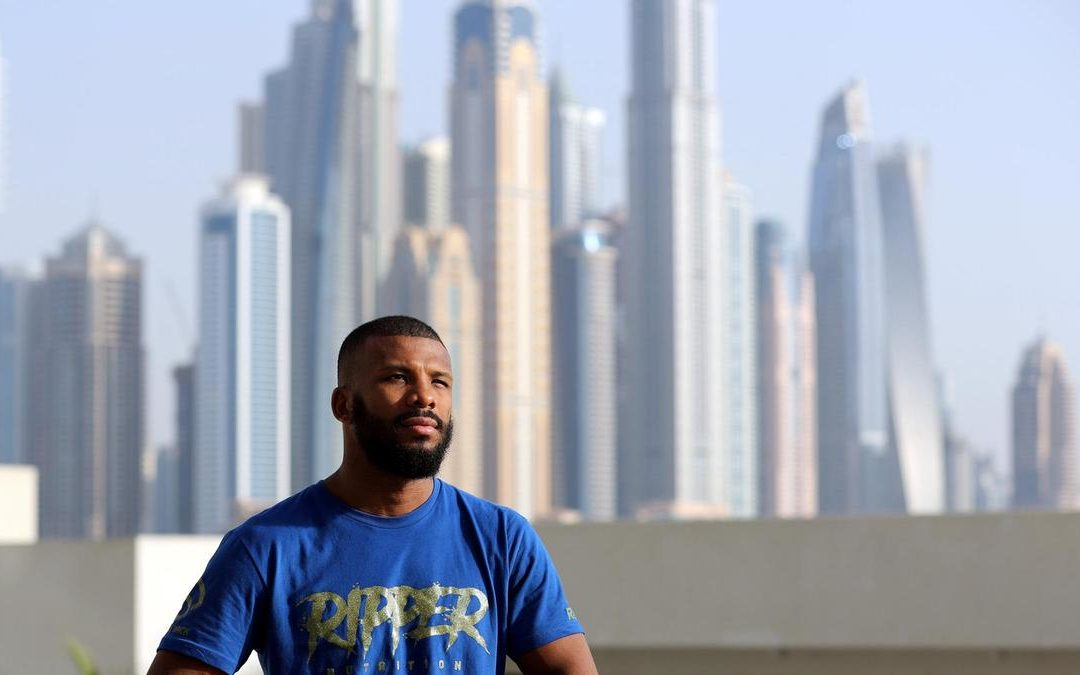 Meet the Muslim boxing champion on a mission to improve life for the world's orphans