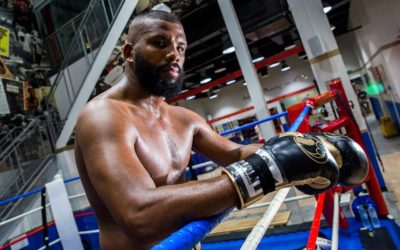 Meet the Muslim boxer on a mission to feed 75,000 refugee kids each day